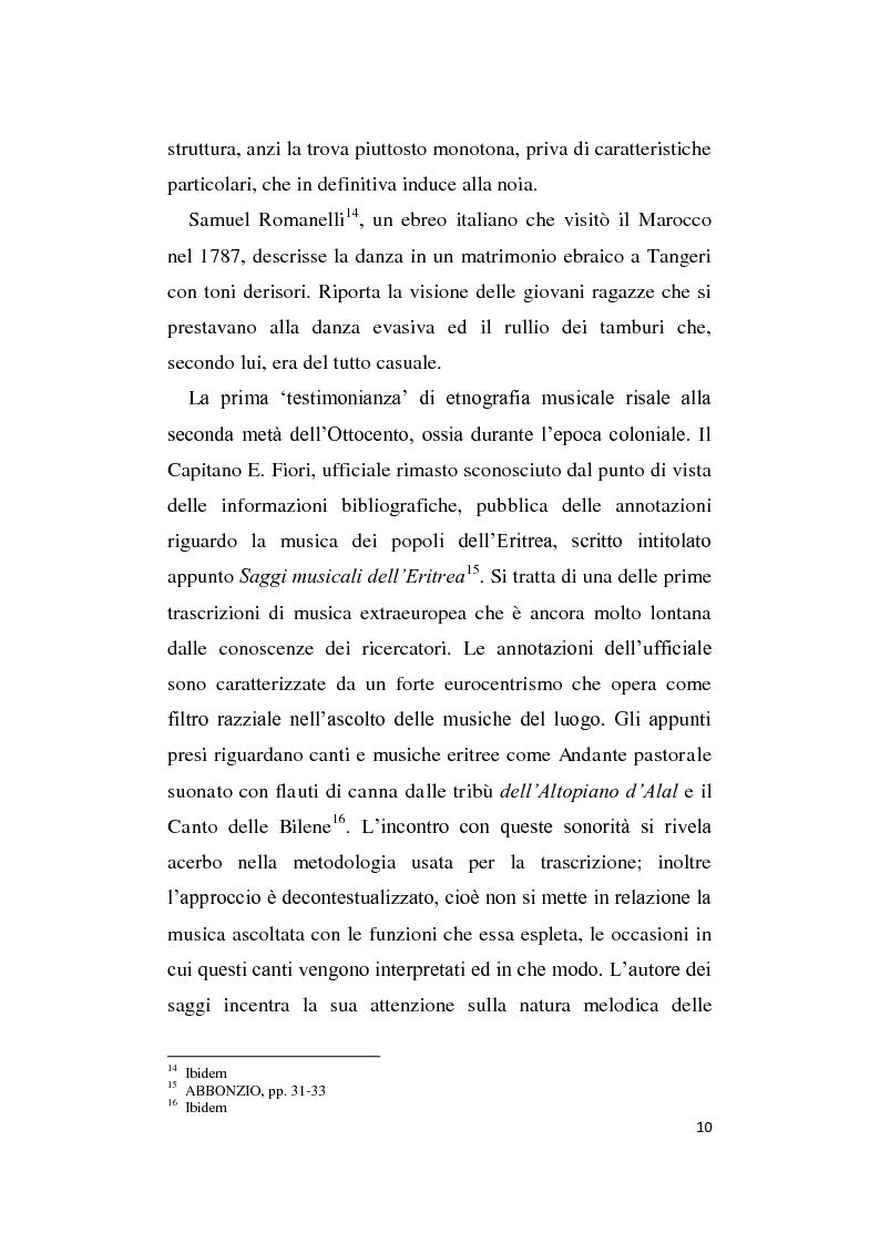 Anteprima della tesi: L'Altro in Musica, contaminazioni e influenze nella musica occidentale dal Novecento ad oggi, Pagina 11