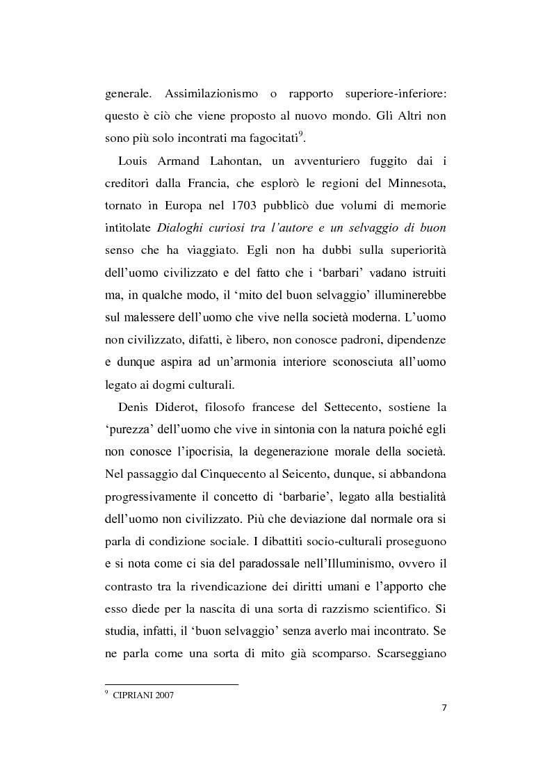 Anteprima della tesi: L'Altro in Musica, contaminazioni e influenze nella musica occidentale dal Novecento ad oggi, Pagina 8