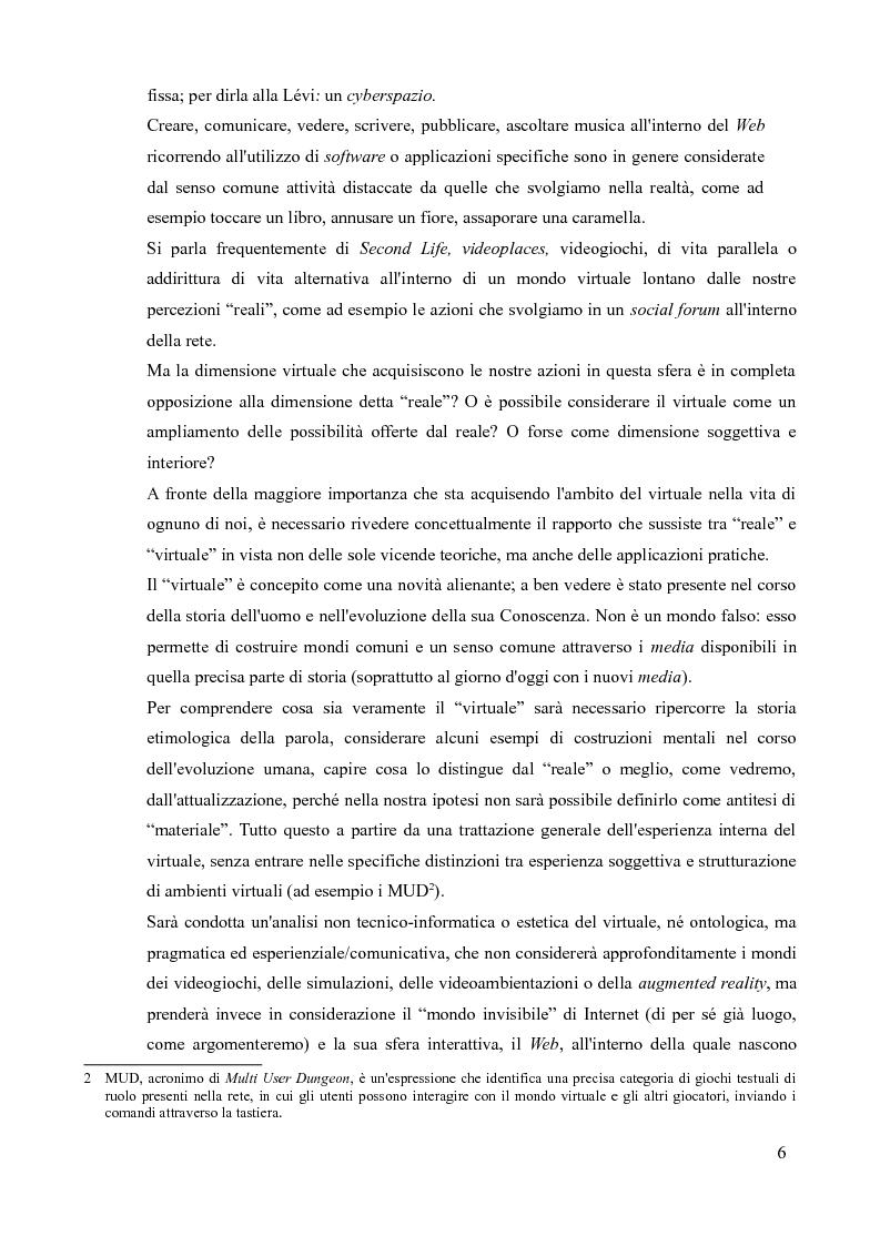 Anteprima della tesi: Comunicare con l'arte nell'epoca digitale: il caso Adobe Museum of Digital Media, Pagina 3