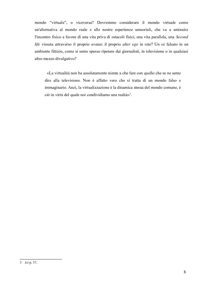 Anteprima della tesi: Comunicare con l'arte nell'epoca digitale: il caso Adobe Museum of Digital Media, Pagina 5