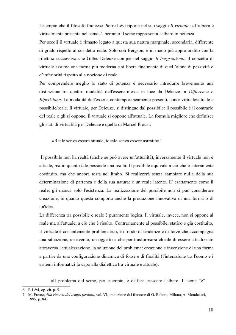 Anteprima della tesi: Comunicare con l'arte nell'epoca digitale: il caso Adobe Museum of Digital Media, Pagina 7