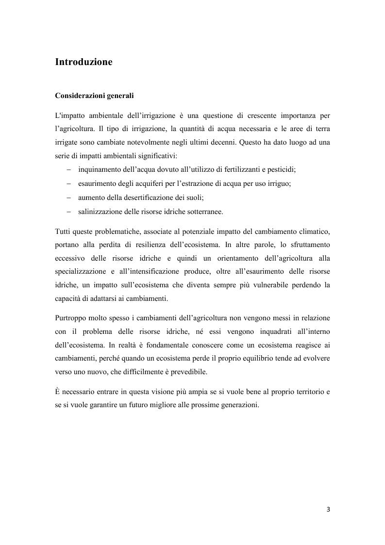 Anteprima della tesi: Analisi multitemporale (1815-2010) delle variazioni dell'uso del suolo (Murgia, Puglia): conseguenze sulle risorse idriche sotterranee, Pagina 2