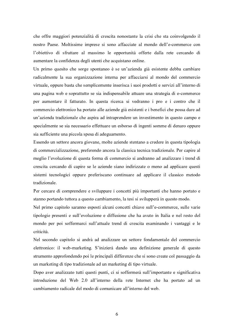 Anteprima della tesi: Opportunità di crescita per le aziende nell'era del commercio elettronico, Pagina 3