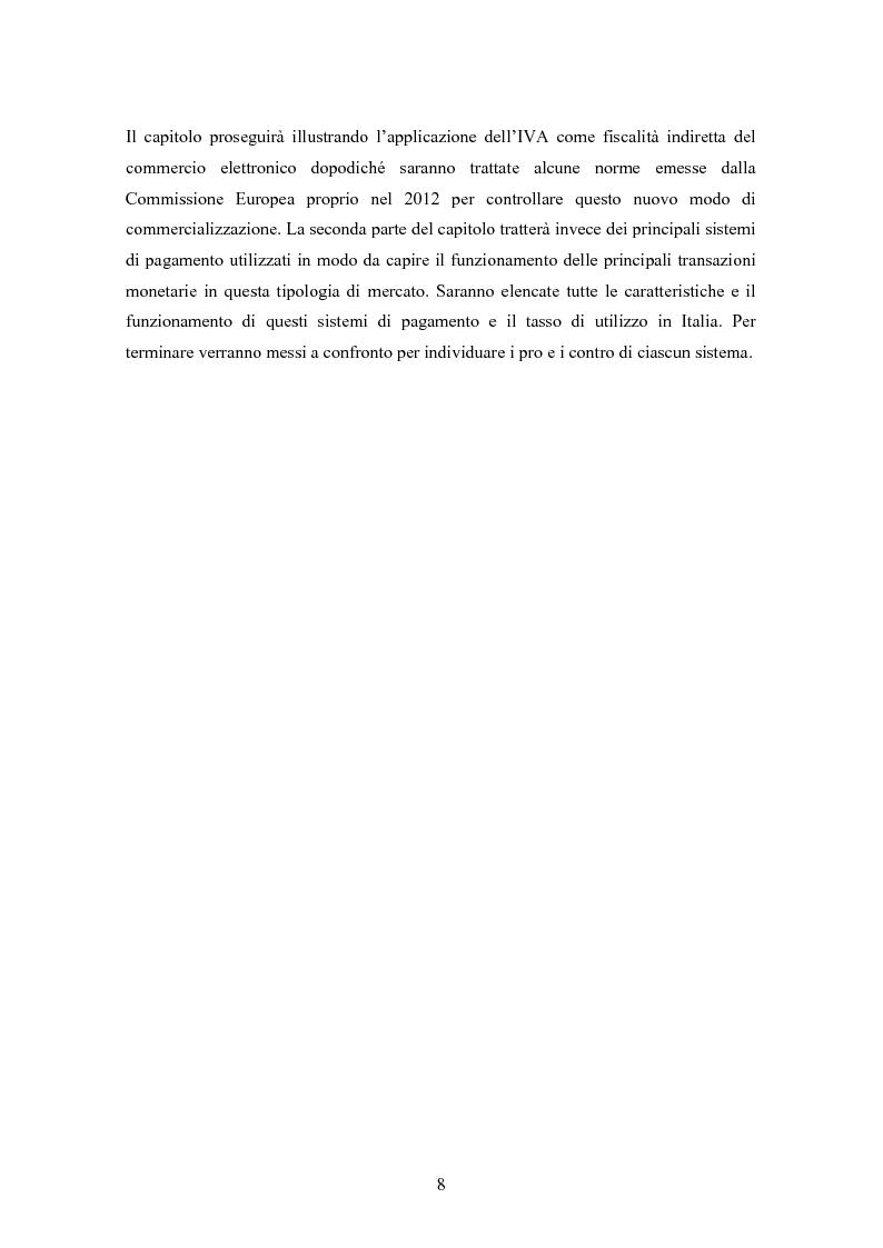Anteprima della tesi: Opportunità di crescita per le aziende nell'era del commercio elettronico, Pagina 5