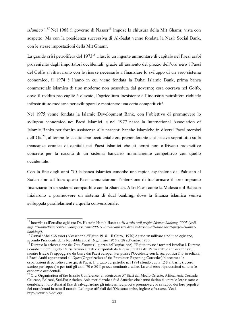 Anteprima della tesi: Finanza islamica: le peculiarità dei fondi islamici; il caso BNP Asset Management., Pagina 10