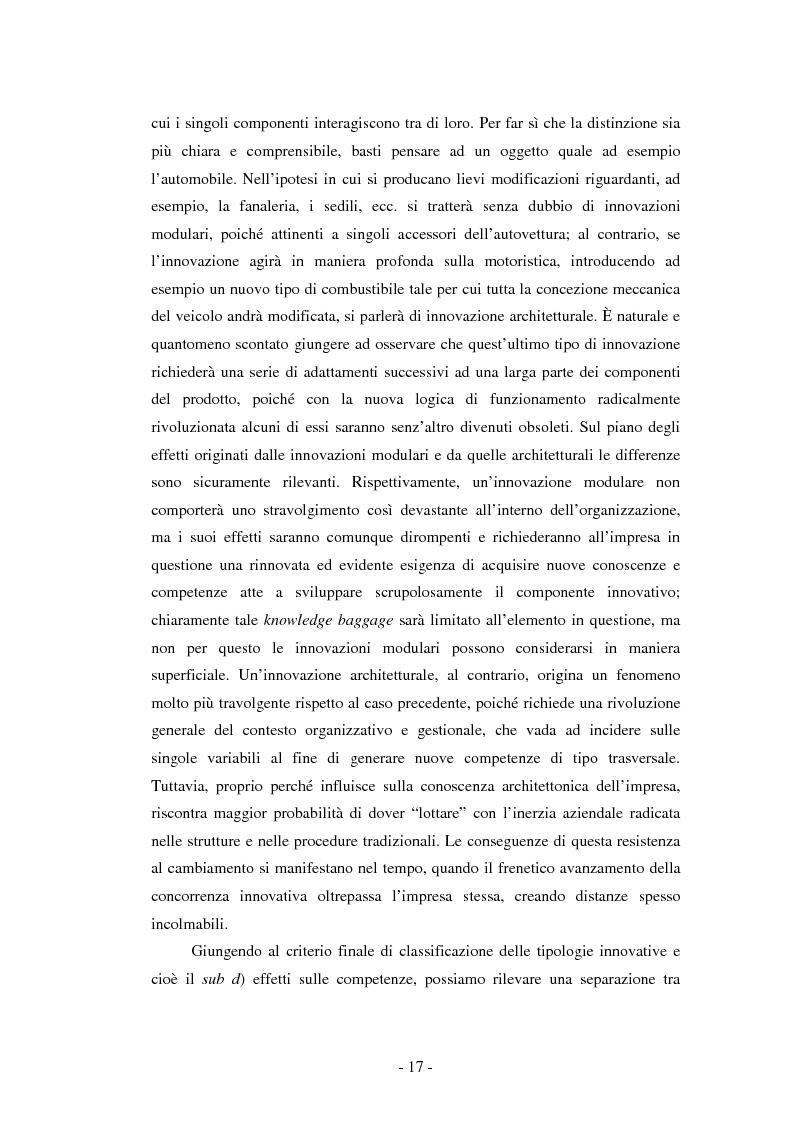 Anteprima della tesi: Il ruolo dei fondi pubblici nel finanziamento all'innovazione. Il caso della E++ S.r.l., Pagina 16
