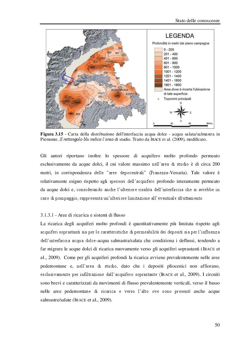 Anteprima della tesi: Studio geologico-ambientale del settore della provincia di Torino compreso tra il Fiume Dora Riparia e i torrenti Ceronda e Casternone, Pagina 11