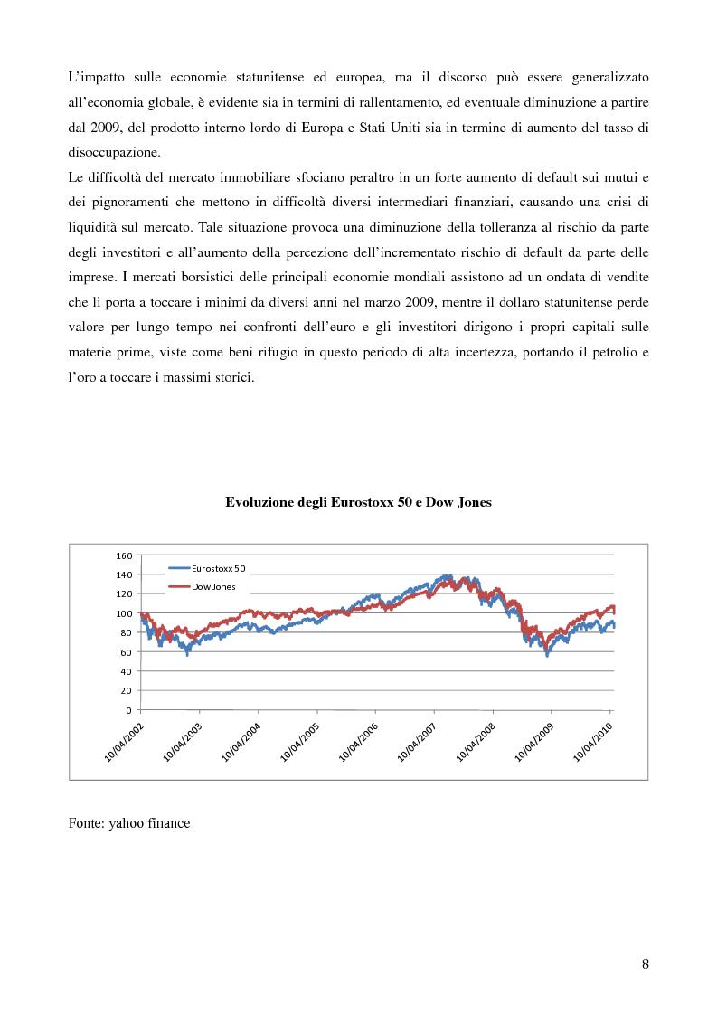 Anteprima della tesi: Mutui sub-prime e cartolarizzazione nella crisi finanziaria del 2007, Pagina 7
