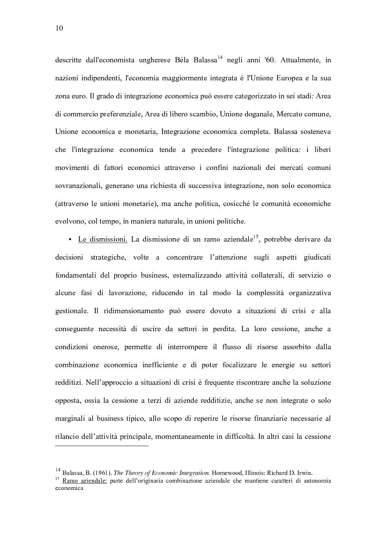 Anteprima della tesi: Il Significato del Change Management, Pagina 11