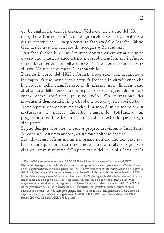 Anteprima della tesi: Ancona nella R. S. I. (6 ottobre 1943 - 18 luglio 1944), Pagina 5