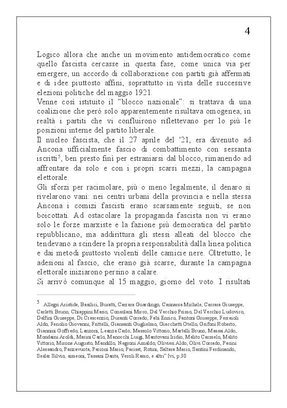 Anteprima della tesi: Ancona nella R. S. I. (6 ottobre 1943 - 18 luglio 1944), Pagina 7