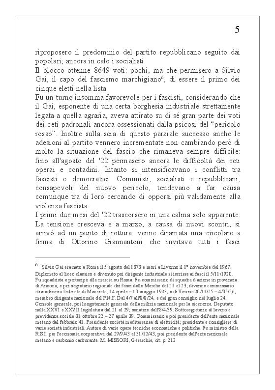 Anteprima della tesi: Ancona nella R. S. I. (6 ottobre 1943 - 18 luglio 1944), Pagina 8