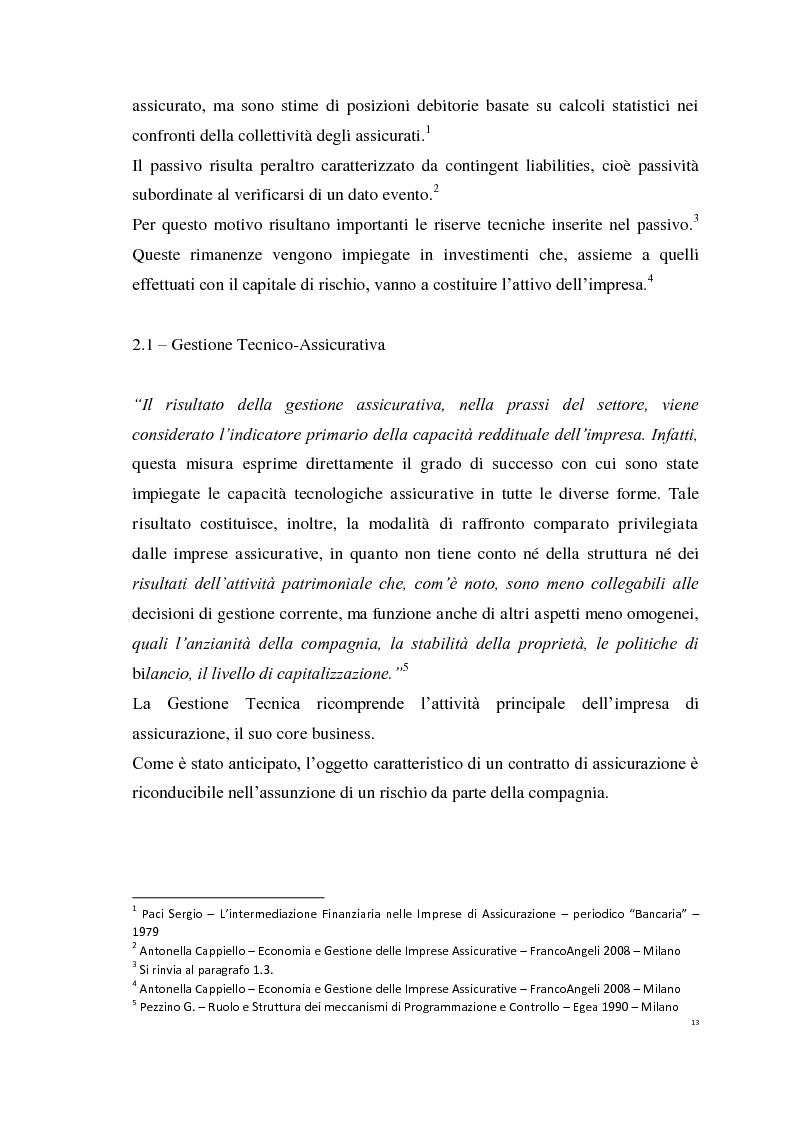 Anteprima della tesi: Le Polizze RCAuto; Profili di rischio e analisi del fenomeno della fraudolenza, Pagina 10