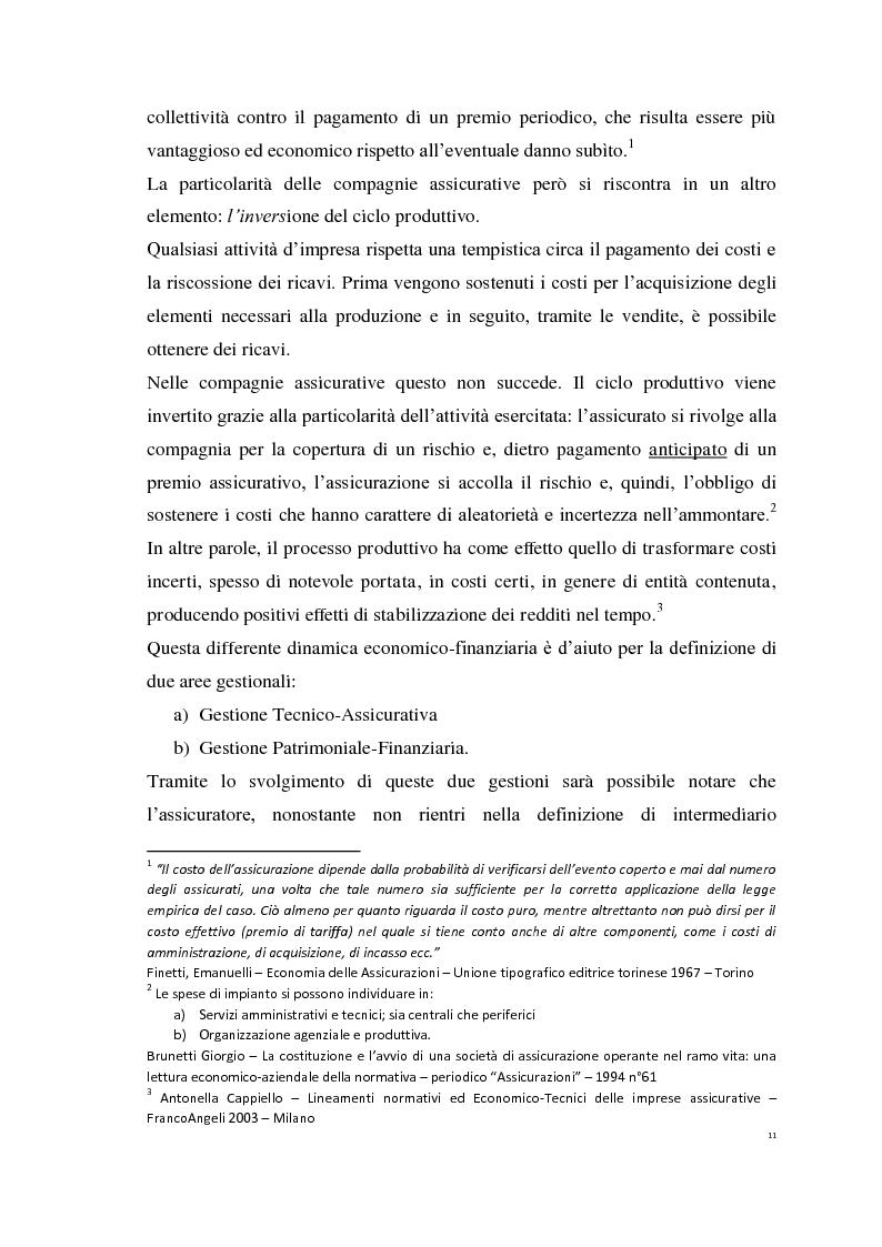 Anteprima della tesi: Le Polizze RCAuto; Profili di rischio e analisi del fenomeno della fraudolenza, Pagina 8