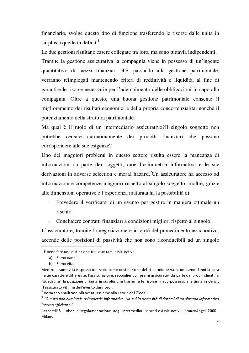 Anteprima della tesi: Le Polizze RCAuto; Profili di rischio e analisi del fenomeno della fraudolenza, Pagina 9