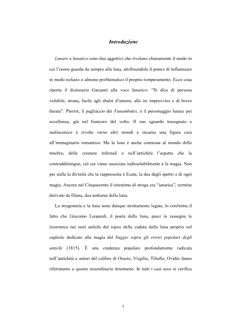 Anteprima della tesi: La caduta della luna: sogno o incubo dell'umanità, Pagina 2