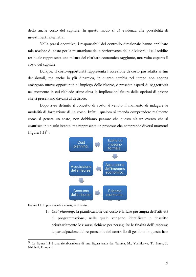 Anteprima della tesi: La gestione strategica dei costi nel settore bancario: il caso della Banca Popolare di Vicenza, Pagina 9