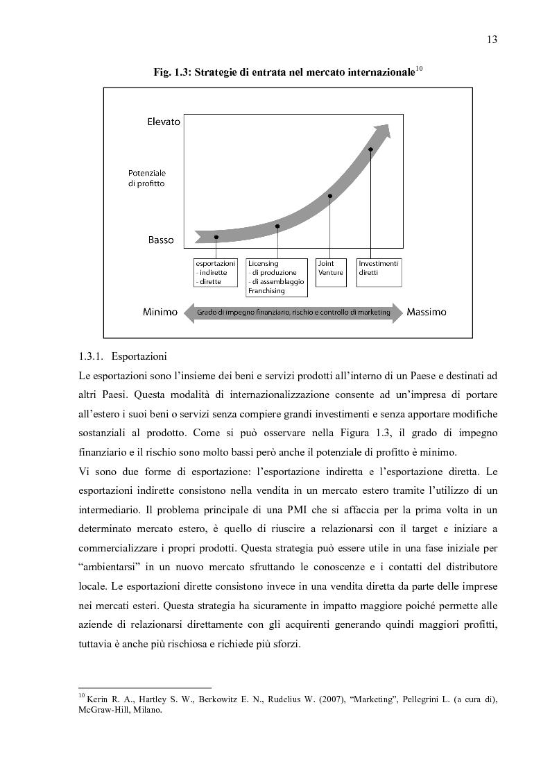 Anteprima della tesi: Internazionalizzazione 2.0: Web Marketing, Web Communication e Web Promotion al servizio delle PMI. Il caso Inspiring Software, Pagina 8