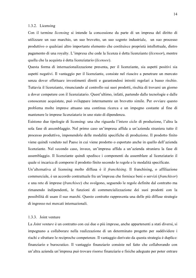 Anteprima della tesi: Internazionalizzazione 2.0: Web Marketing, Web Communication e Web Promotion al servizio delle PMI. Il caso Inspiring Software, Pagina 9