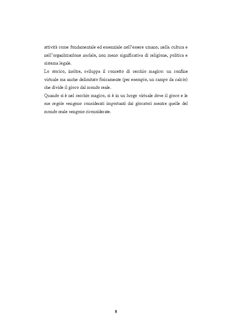 Anteprima della tesi: Gamification: applicazioni di game design in ambiti non ludici, Pagina 5