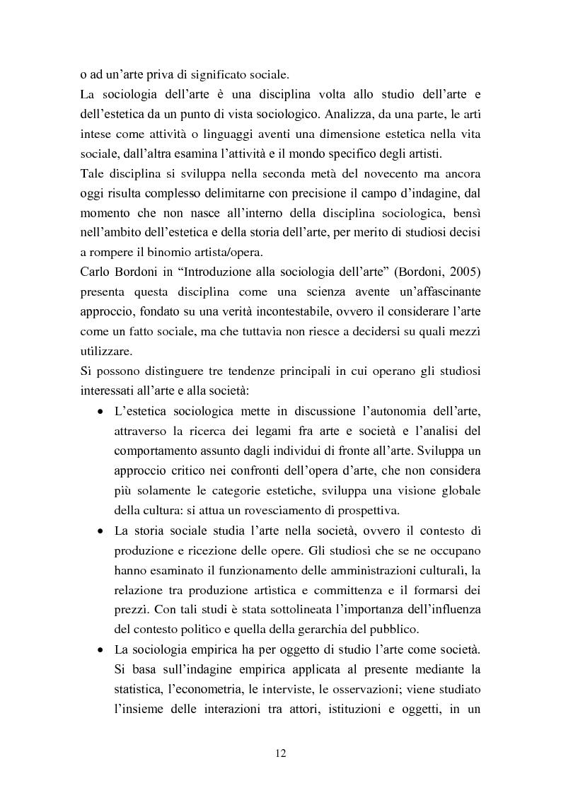 Anteprima della tesi: Street Art: itinerari controversi, Pagina 9