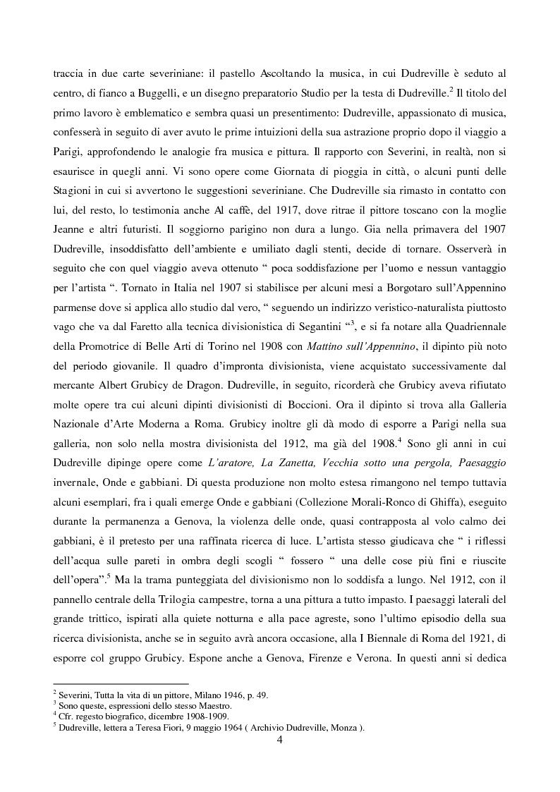Anteprima della tesi: Leonardo Dudreville, Pagina 4