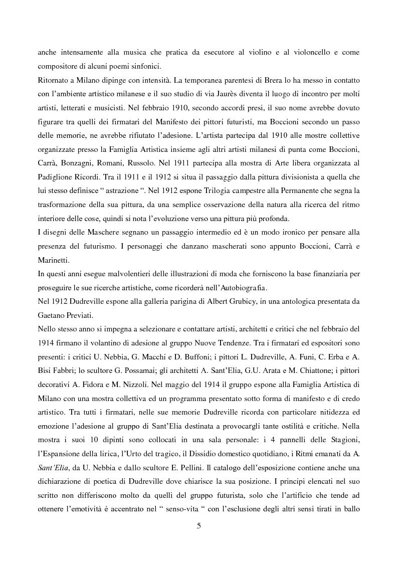 Anteprima della tesi: Leonardo Dudreville, Pagina 5