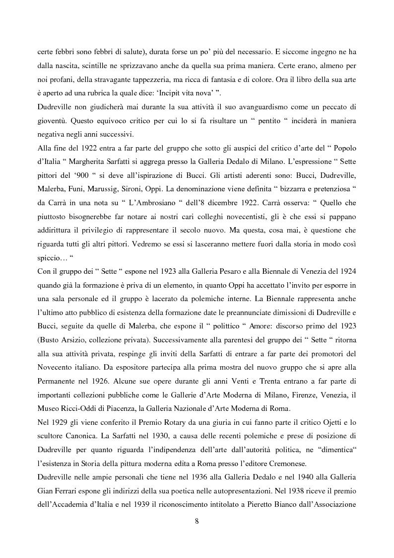 Anteprima della tesi: Leonardo Dudreville, Pagina 8