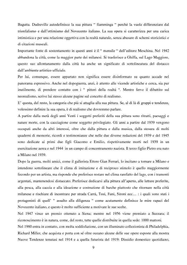 Anteprima della tesi: Leonardo Dudreville, Pagina 9