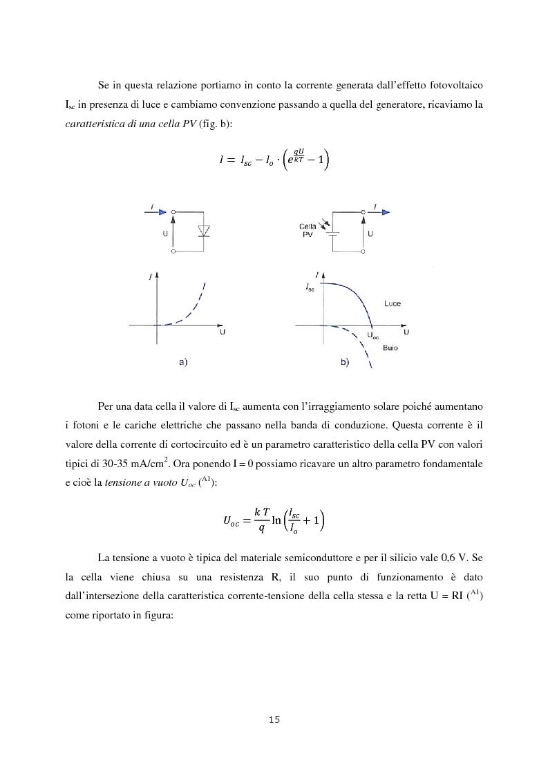 Anteprima della tesi: Progetto di impianto fotovoltaico connesso alla rete in bassa tensione, Pagina 9