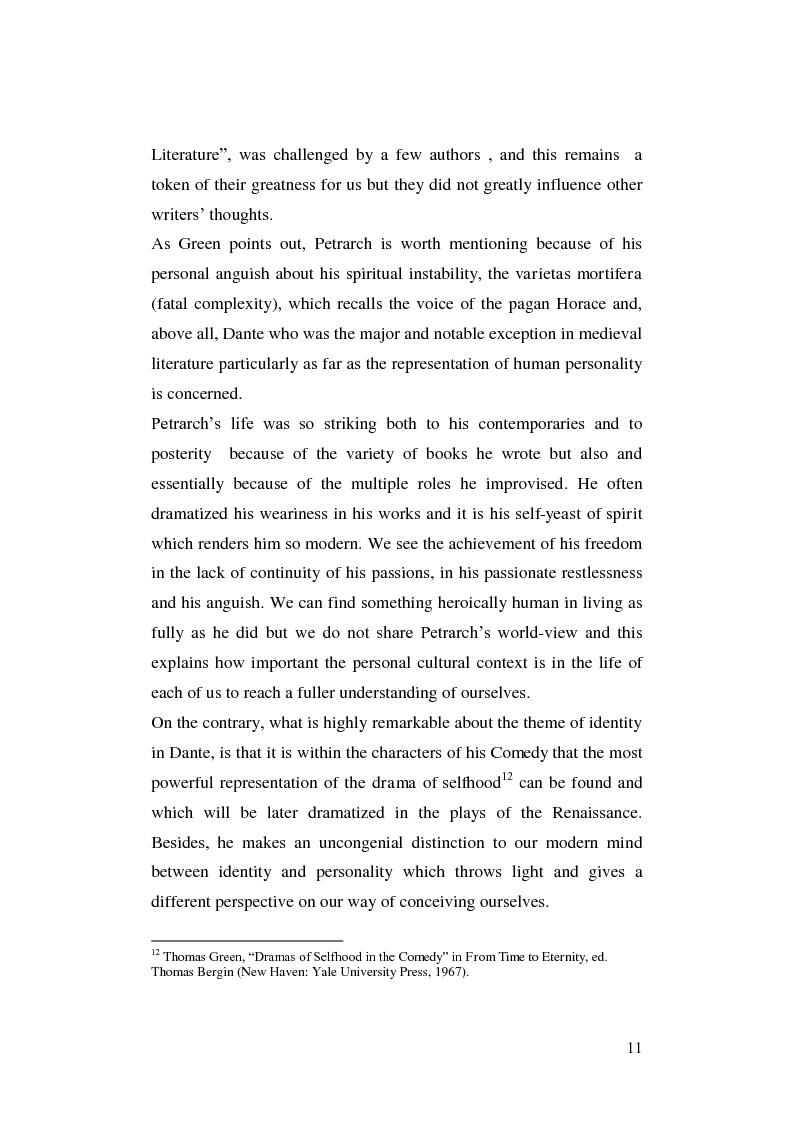 Anteprima della tesi: Renaissance Self-Fashioning: ''Epicoene'' by Ben Jonson, Pagina 9