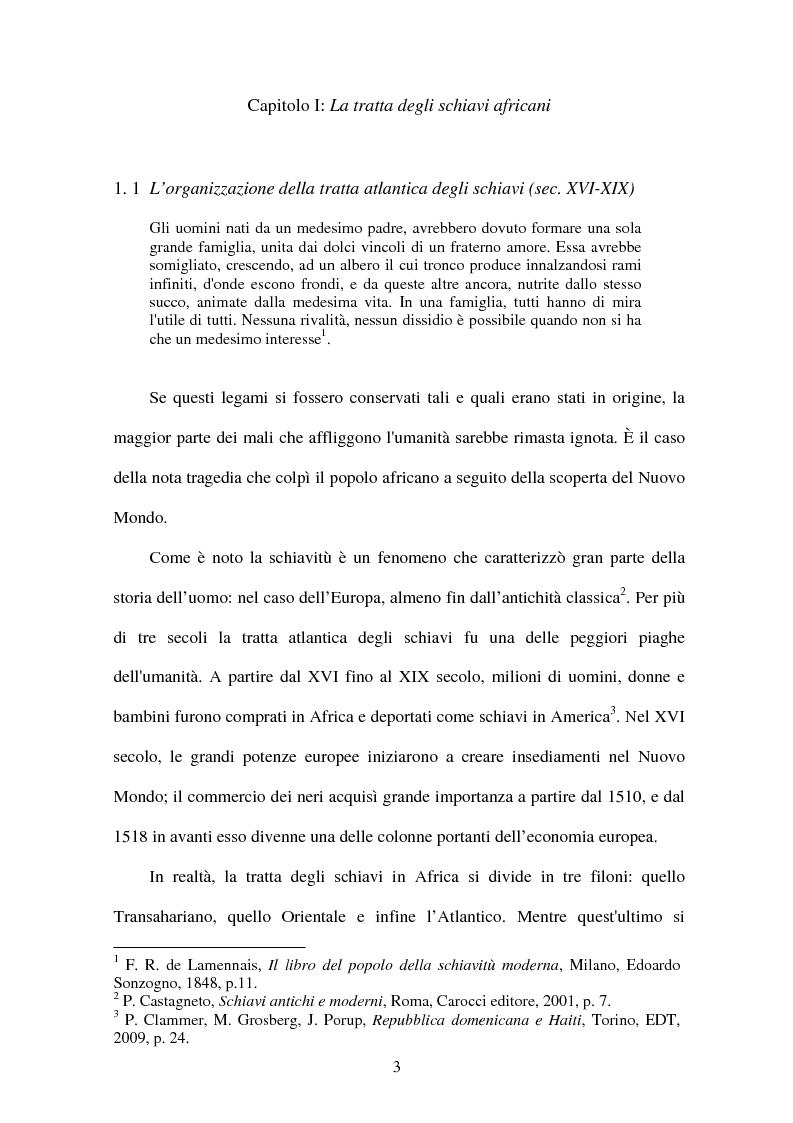Anteprima della tesi: L'illuminismo e la tratta atlantica degli schiavi: Matteo Angelo Galdi, Pagina 4