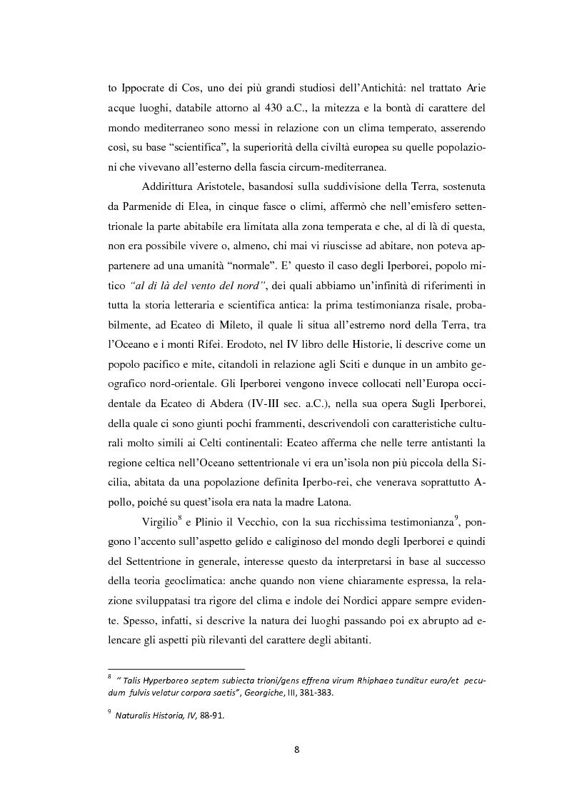 Anteprima della tesi: Il persistere del mito polare nel romanzo ''Al Polo Australe in velocipede'' di E. Salgari, Pagina 5