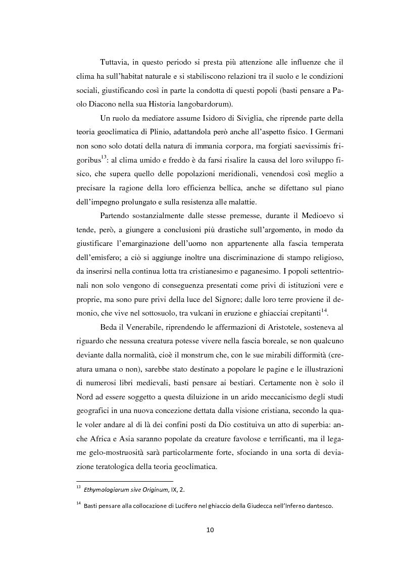 Anteprima della tesi: Il persistere del mito polare nel romanzo ''Al Polo Australe in velocipede'' di E. Salgari, Pagina 7