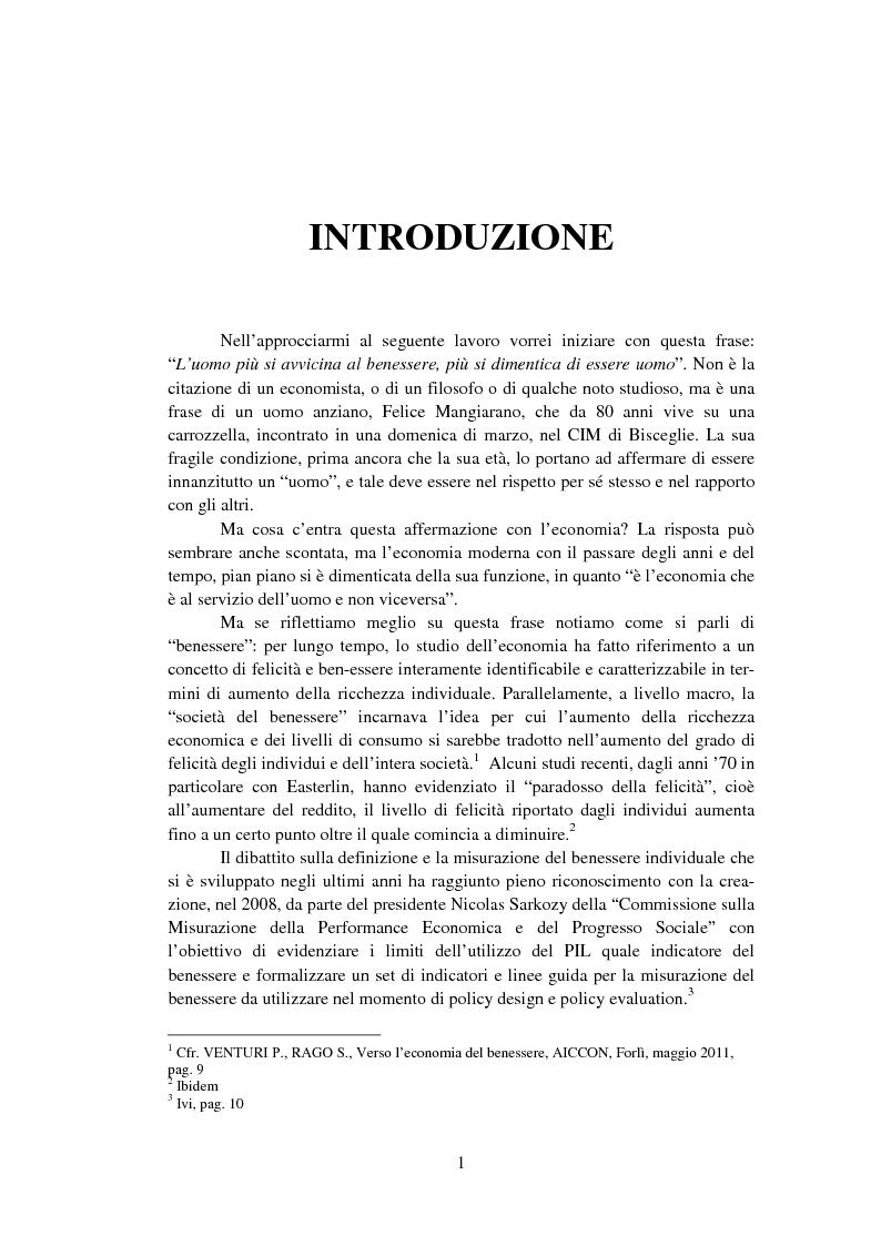 Anteprima della tesi: La Finanza Etica. Il Caso Etica Sgr e il Rating Etico: Sabaf S.P.A., Pagina 2