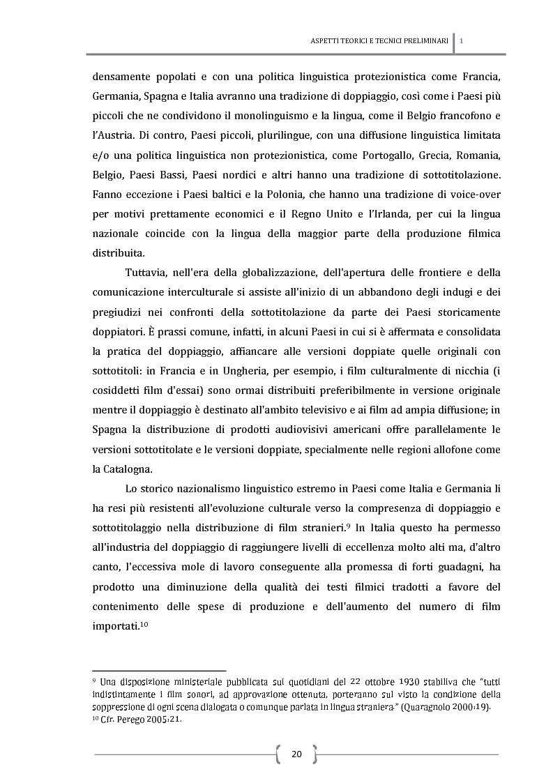 Anteprima della tesi: La sottotitolazione intralinguistica in tempo reale per sordi. Analisi comparativa tra Italia e Francia., Pagina 11