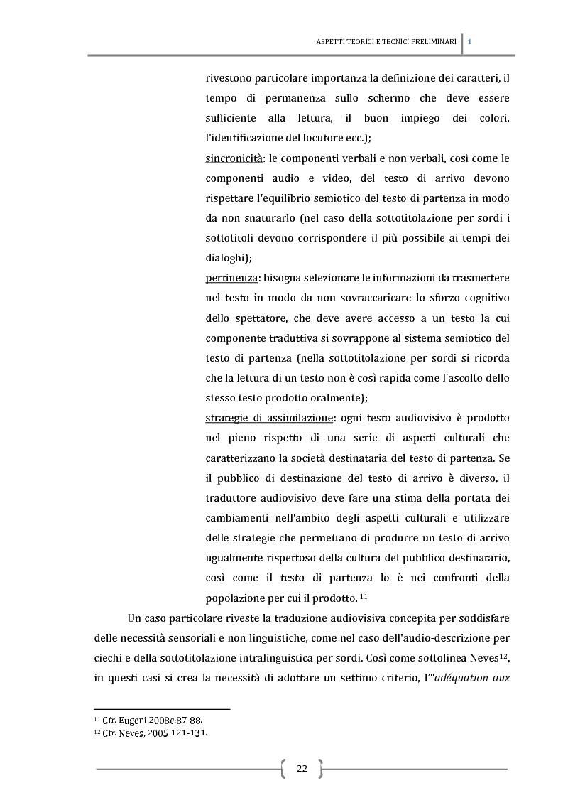Anteprima della tesi: La sottotitolazione intralinguistica in tempo reale per sordi. Analisi comparativa tra Italia e Francia., Pagina 13