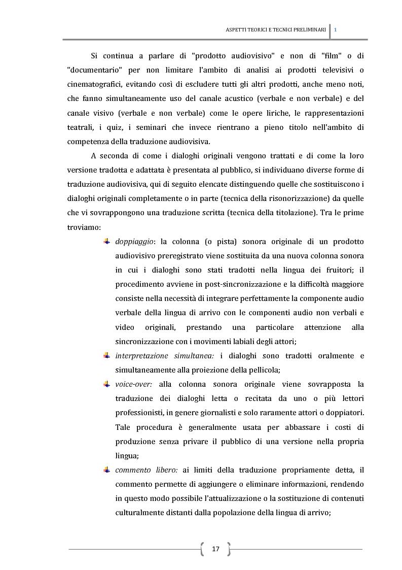 Anteprima della tesi: La sottotitolazione intralinguistica in tempo reale per sordi. Analisi comparativa tra Italia e Francia., Pagina 8