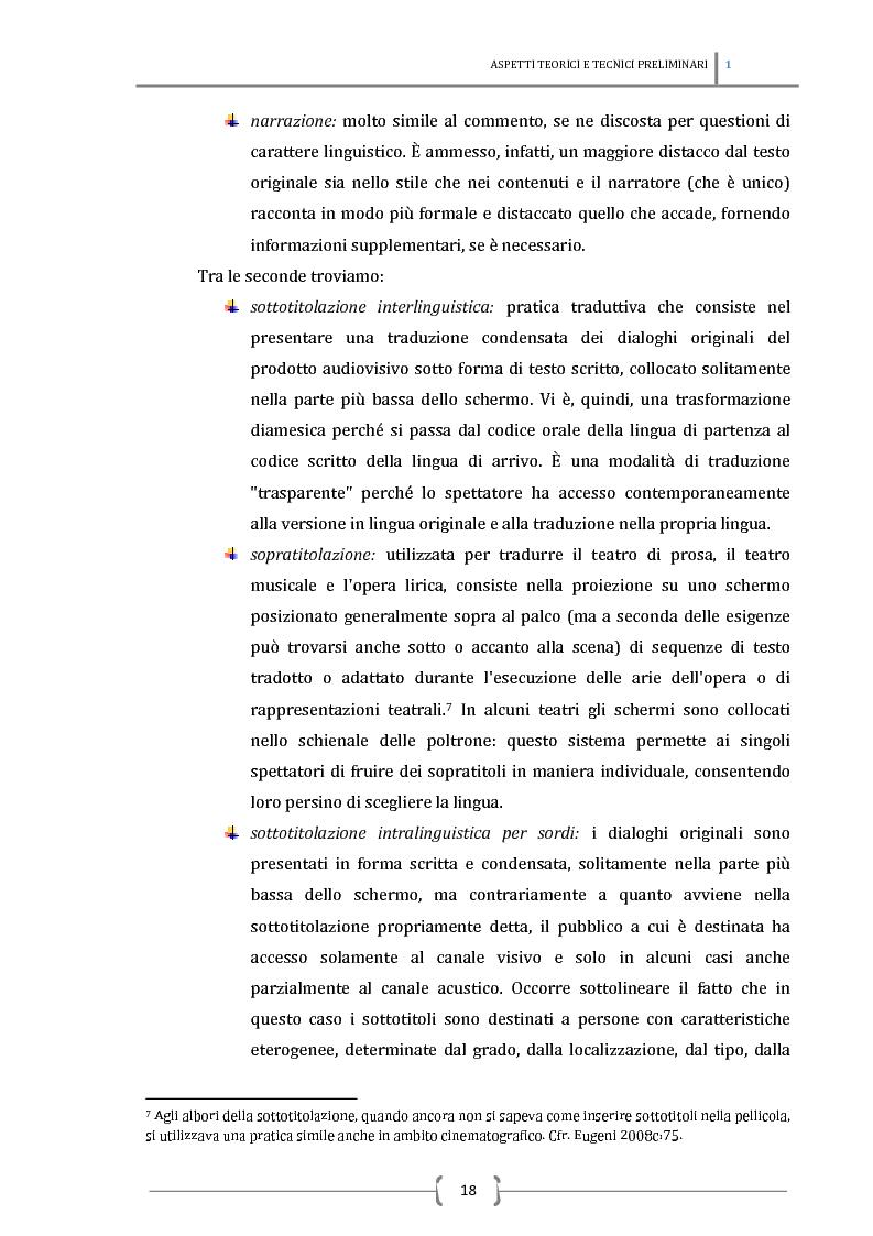 Anteprima della tesi: La sottotitolazione intralinguistica in tempo reale per sordi. Analisi comparativa tra Italia e Francia., Pagina 9