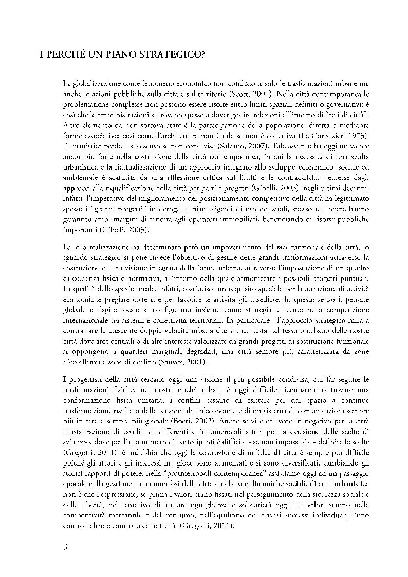 Anteprima della tesi: Piano strategico e valutazione, una proposta per la marina di Cascais, Pagina 5