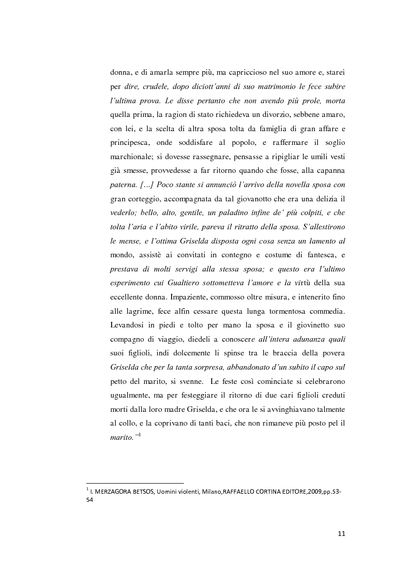 Anteprima della tesi: Abuso, maltrattamento e genitorialità a rischio: studio sul lavoro di rete a livello territoriale, Pagina 12
