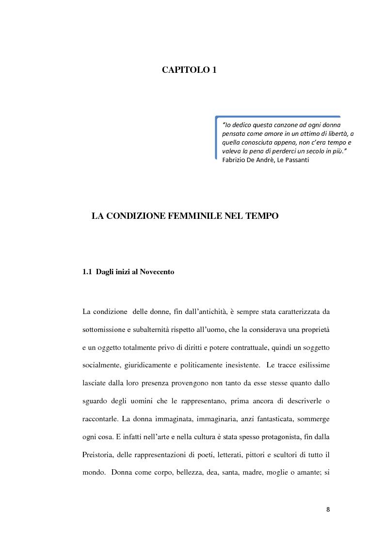 Anteprima della tesi: Abuso, maltrattamento e genitorialità a rischio: studio sul lavoro di rete a livello territoriale, Pagina 9