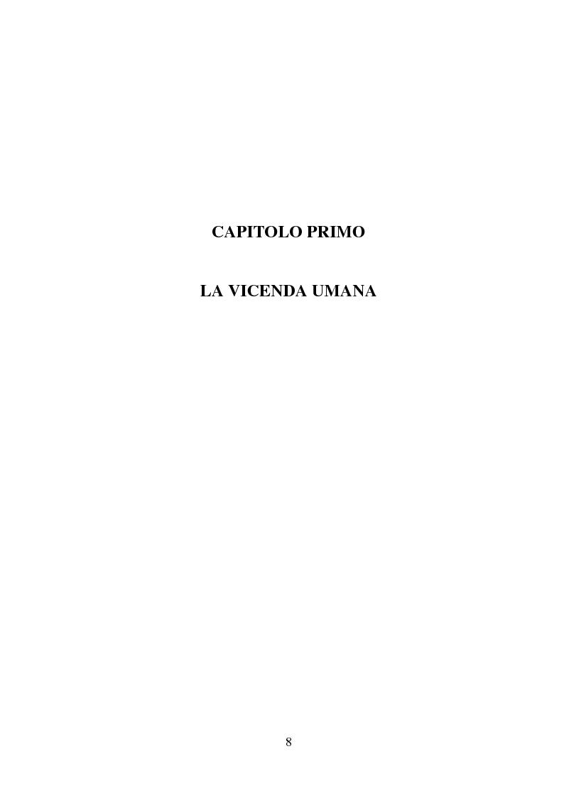 Anteprima della tesi: La visione della persona umana nel pensiero di Giorgio La Pira, Pagina 7
