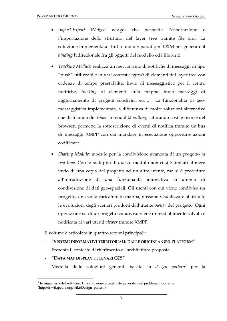 Anteprima della tesi: Scenari web GIS 2.0, Pagina 5