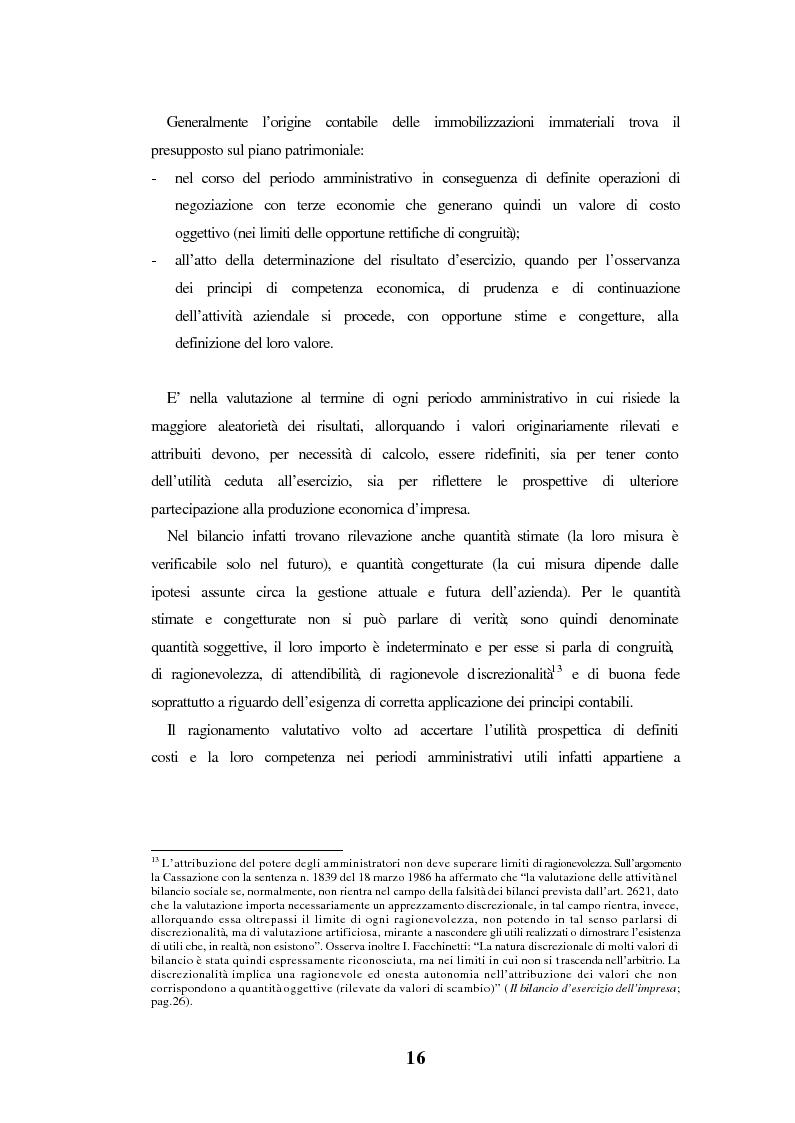 Anteprima della tesi: Le spese di pubblicità nel capitale di funzionamento. Rilevanza nel bilancio delle società in Internet. Il caso Yahoo!Inc., Pagina 10