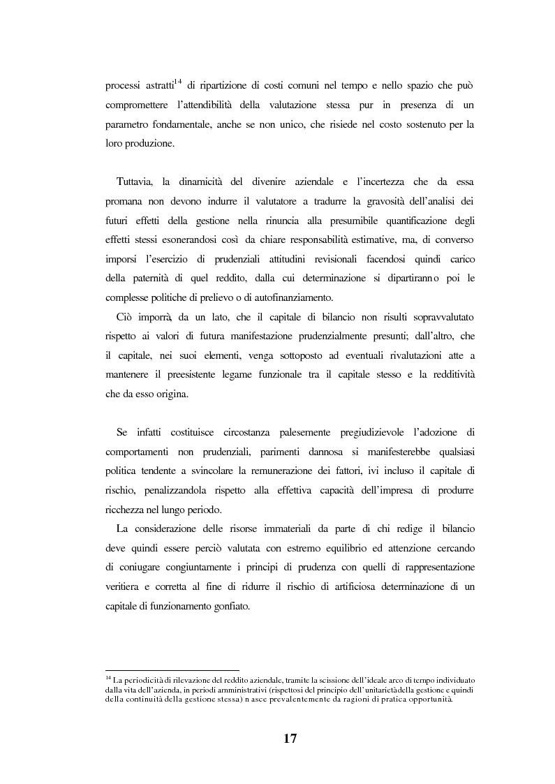 Anteprima della tesi: Le spese di pubblicità nel capitale di funzionamento. Rilevanza nel bilancio delle società in Internet. Il caso Yahoo!Inc., Pagina 11