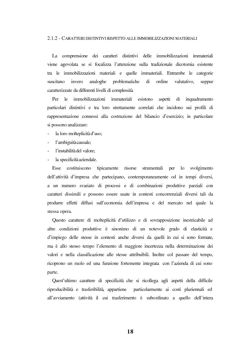 Anteprima della tesi: Le spese di pubblicità nel capitale di funzionamento. Rilevanza nel bilancio delle società in Internet. Il caso Yahoo!Inc., Pagina 12