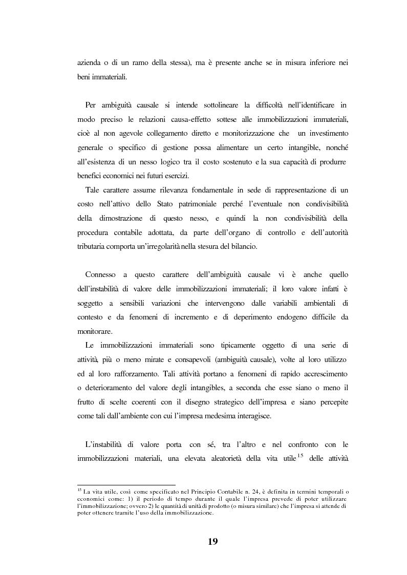 Anteprima della tesi: Le spese di pubblicità nel capitale di funzionamento. Rilevanza nel bilancio delle società in Internet. Il caso Yahoo!Inc., Pagina 13