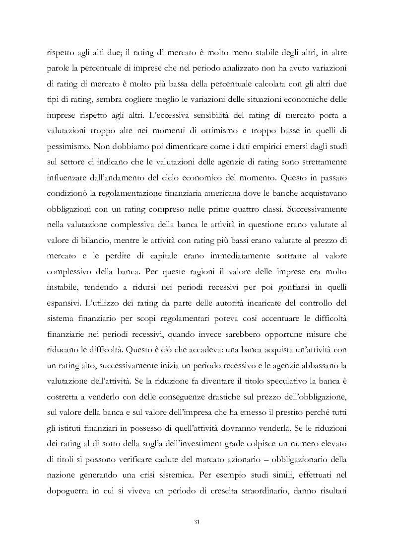 Anteprima della tesi: Credit crunch: come si manifesta l'irrazionalità nella gestione dei fenomeni di crisi, Pagina 13