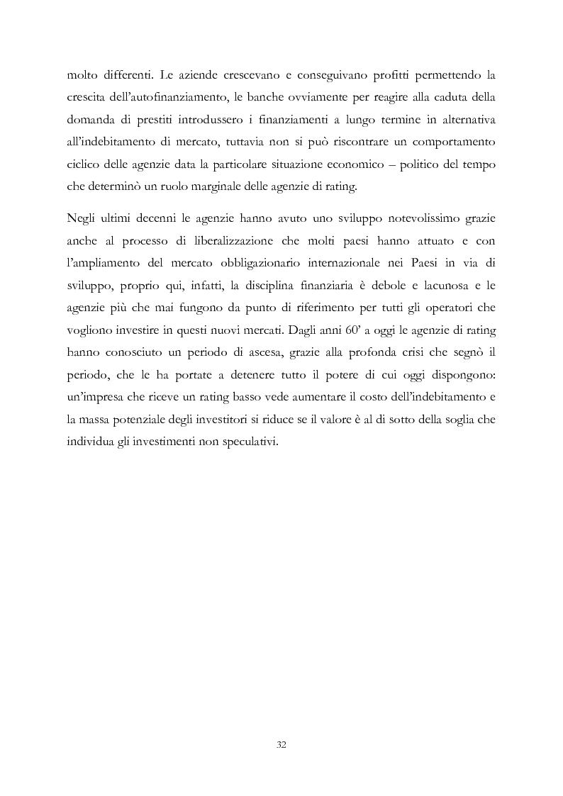 Anteprima della tesi: Credit crunch: come si manifesta l'irrazionalità nella gestione dei fenomeni di crisi, Pagina 14